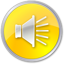 volume Gold icon