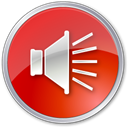 volume IndianRed icon