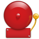 bell Firebrick icon