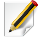 document, Edit WhiteSmoke icon