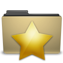 Book, manilla, Address, Folder, star, new, Favorites DarkKhaki icon