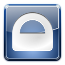 security, Lock LightSlateGray icon