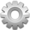 preferences, settings, Advanced, Gear, Cog, Options DarkGray icon