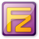 Filezilla Khaki icon