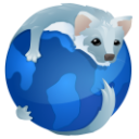 iceweasel, Browser, Firefox, Fox RoyalBlue icon