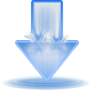 torrent, Ktorrent LightSteelBlue icon