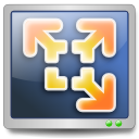 Vmplayer DarkSlateGray icon