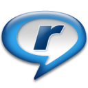 Realplayer Black icon