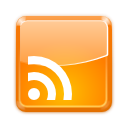 Rss, feed SandyBrown icon