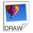 Cdraw, image RoyalBlue icon