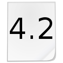 Float, type WhiteSmoke icon