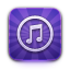 itunes DarkSlateBlue icon