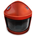 Space helmet DarkSlateGray icon