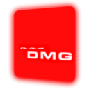 Display, dmg, 9000, hal Red icon