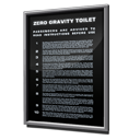 toilet, zero DarkSlateGray icon