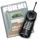 catalogue, magazine, Call, phone, farni DarkGray icon