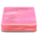 Clean, soap, pink HotPink icon