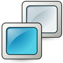 netstatus, tx Black icon