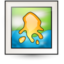 Applications, graphics Linen icon