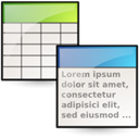 office, Applications Linen icon