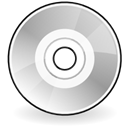 disc, Dev, dvdrom Black icon