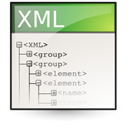 xml, document, File Linen icon