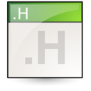 Text, C++hdr Linen icon