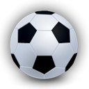 sport, Ball, Football, soccer Black icon