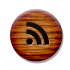 Rss, feed SaddleBrown icon