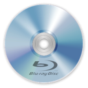 Bluray LightSteelBlue icon