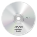 Dvd, ram Gainsboro icon