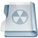 Burnable, Folder Gainsboro icon