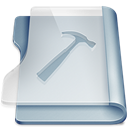 tool, Developer, Folder Gainsboro icon