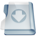 Folder, download Gainsboro icon