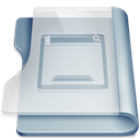 Desktop, Folder Gainsboro icon