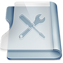 Folder, Utilities Gainsboro icon