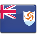 Anguilla, flag DarkSlateBlue icon