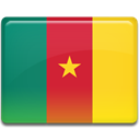flag, Cameroon Gold icon