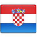 flag, Croatian Crimson icon