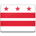 district, Columbia Crimson icon