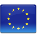 flag, union, european DarkSlateBlue icon
