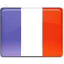 Fr, Portugal, flag, french, france OrangeRed icon