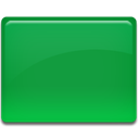 flag, Libya ForestGreen icon