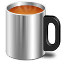 food, Coffee, cup, Cafã©, Java Black icon