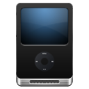 player, mp3 DarkSlateGray icon