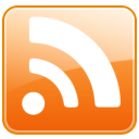 feed, Rss DarkOrange icon