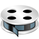 film, video, movie WhiteSmoke icon