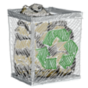 recylebin, Full DarkGray icon