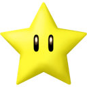 nintendo, star Black icon