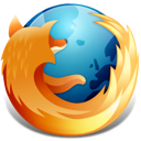 mozilla, Firefox, Browser SandyBrown icon